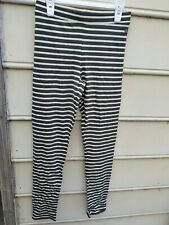 NWT Matilda Jane LEGGINGS Size 16 Girls Striped