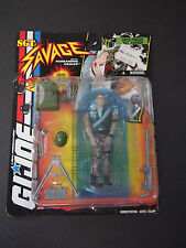 Vintage 1994 Hasbro GI JOE SGT. Savage Cryo-Freeze Sgt. Savage