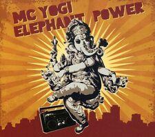 MC Yogi - Elephant Power [New CD]