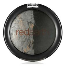 RED EARTH Winter Muse Baked Eye Shadow 2.3g **Graphite** metallic shimmer NEW