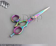 "6"" Razor Edge Hair Cutting Dressing Salon Scissors Barber Shears -Rainbow SR-545"