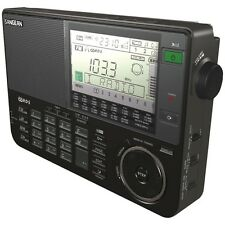 NEW Sangean Ats-909x-bk Professional Multiband Am/fm/sw Receiver (black)