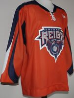 New Men's Size Pro 48 Official ECHL SP Ontario Reign Alt Color Way Hockey Jersey