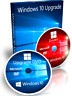 Windows 7 Professional Upgrade To Windows 10 Pro + Driver DVD + Recovery 64 Bit