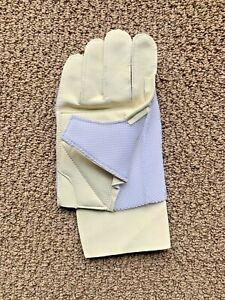 Nash Ivory Pro Blocker Palm! Hockey Goal Goalie Glove Replacement Palms Clarino