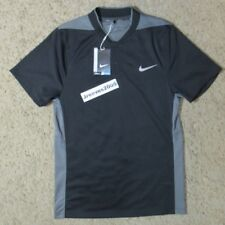 NWT Nike MM Fly Sphere Blocked Slim Fit Golf Polo Sz S 100% Auth 802832 010 Rory