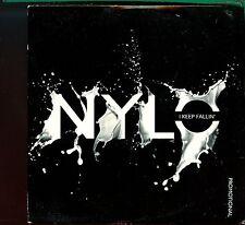 Nylo / I Keep Fallin' - Promo Card Sleeve
