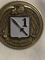 1st SFGA Challenge Coin