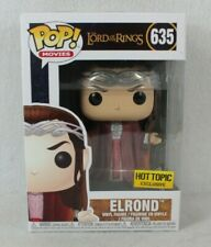 Funko Pop Hot Topic Exclusive Vinyl Figure 635 Movies Lord of the Rings Elrond