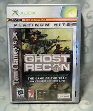 Ghost Recon Original Xbox Game Complete - NTSC