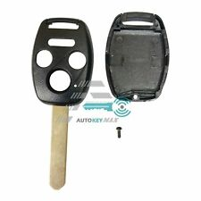 Replacement For  2007 2008 Honda Civic EX Si Key Fob Remote Shell Case