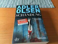 Schändung von Jussi Adler-Olsen (Taschenbuch)