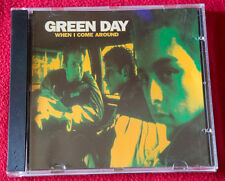 GREEN DAY rare limited cd single WHEN I COME AROUND