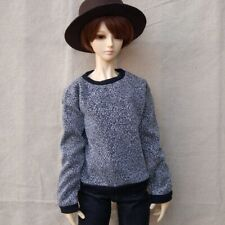 BJD Casual Hoody Stripes T topper Outfits For Female 1/3  SD10 DK DZ  AS Doll