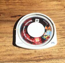 Naruto Ultimate Ninja Heroes 2 Jeu Sur Sony Playstation PSP Version Française