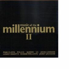 Music Of The Millennium II U2 Jimi Hendrix Queen Rolling Stones Pink Floyd Sting