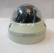 Samsung SCV-6083R Vandal-Resistant IR Dome Surveillance Network Outdoor NEW