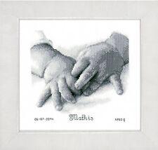 Baby Mani: Vervaco contati Punto Croce Kit-pn0150172