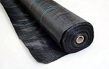 ground management woven polypropylene fabric,soil erosion control 3.0oz 6'x50'