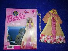 Descubra el mundo con Barbie Vestido De Moda Traje De Irlanda emisión 14 de 2002