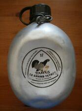 Vintage! GOURDE LE GRAND TETRAS TOURNUS 1L ET SON MOUSQUETON