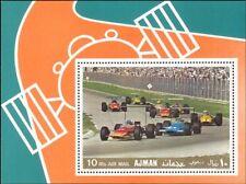 AJMAN 1969 GRAND PRIX/Sport/F1/GP/Auto da Corsa/trasporto AUTOMOBILISMO/M/S (n13357a)