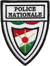 IVORY COAST POLICE NATIONAL AFRICAN COUNTRY EB01455 PATCH EMBLEM MEMORABILIA