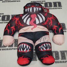 Finn Balor Signed WWE Demon King Wrestling Buddy Action Figure BAS Beckett COA