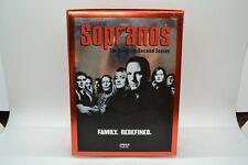 The Sopranos - The Complete Second Season (DVD, 2013, 4-Disc Set)