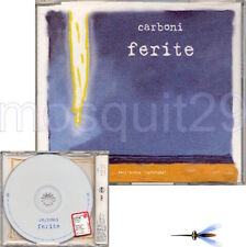 "LUCA CARBONI ""FERITE"" RARO CDsingolo PROMO 1998"