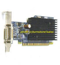 PNY nVidia GeForce 8400GS 512MB DDR2 PCIe DMS-59 Video Graphics Card LOW PROFILE
