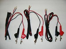 butt set test set replacement cords harris fluke bed of nails phone telecom ts22