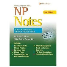 NP Notes : Nurse Practitioner's Clinical Pocket Guide (PDF Download)