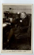 (Gi377-376) Real Photo of Theatre Star, George Alexander 1910 VG, Rotary 2393 A