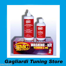 Kit Pulizia Filtri BMC detergente + olio
