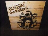 Bob Marley & Wailers Burnin' 180g Vinyl LP Sealed New I Shot The Sheriff