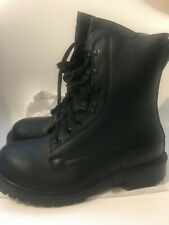 army cadets black boots size 5