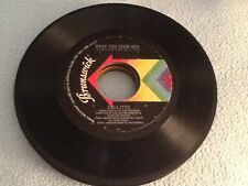 THE CHI-LITES: HAVE YOU SEEN HER/ YES I'M READY 45 RPM