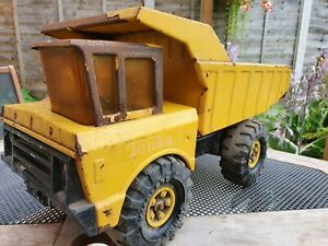 Mighty tonka vintage dump truck. Dates from late 70's early 80's