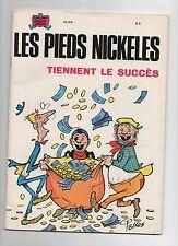 Les Pieds Nickelés n°52. Tiennent le succès. SPE 1982. Réédition