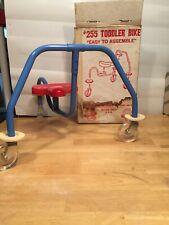 Vintage 1960's Ohio Art Toddler Bike #255