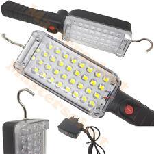 Lampe baladeuse rechargeable sur batterie pour mécanique ou de secours