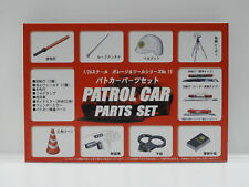 Patrol Car Parts Set - Kit à construire  1:24 - fujimi 11105