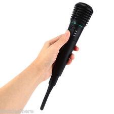 WM308 2 in 1 Wired Wireless Handheld Dynamic Microphone + Receiver for Karaoke