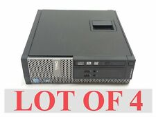 Dell Optiplex 3010 SFF Intel Core i5-3470 3.2GHz 4GB 500GB Win 10 Computer Lot 4