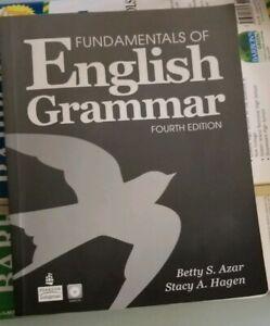 Fundamentals of English Grammar by Betty S. Azar and Stacy A. Hagen (2011, Digi…