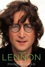 John Lennon: The Life by Norman, Philip Hardback Book The Fast Free Shipping