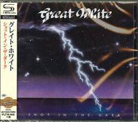 GREAT WHITE-SHOT IN THE DARK-JAPAN SHM-CD D50