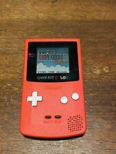 Nintendo Game Boy Color GBC Handheld Game Console - Custom Paint