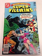The Secret Society Of Super-Villains #11 December 1977 Gorilla Grodd Captain Com
